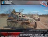 RB280048 1/56 SdKfz 250/251 Expansion - 250/9 & 251/23 Autocannon